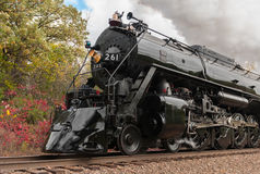 Milwaukee Road #261 - Cedar Trail Royalty Free Stock Photo