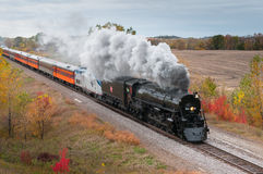 Milwaukee Road - Gennessee Royalty Free Stock Images