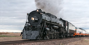 Milwaukee Road - Litchfield Royalty Free Stock Photography