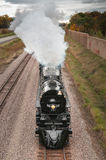 Milwaukee Road #261 - Long Lake Royalty Free Stock Photo