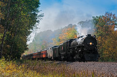Milwaukee Road #261 - Norman 2014 Royalty Free Stock Photography