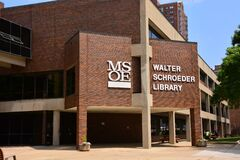 The Walter Schroeder Library of MSOE