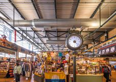 Free Milwaukee, Wisconsin, USA Public Market Royalty Free Stock Photography - 214406407