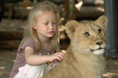 Mim e meu amigo selvagem Imagem de Stock Royalty Free