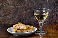 Mim toscani do cantucci - Cantucci de Toscânia () imagens de stock