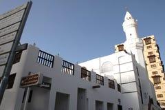 Mimar Pasha Mustafa Moschee in historischem Platz Dschidda Saudi-Arabien 15-06-2018 Dschidda-Albalads lizenzfreie stockfotos