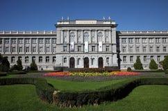 Mimara Museum in Zagreb Stock Image