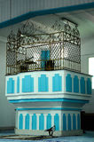 Mimbar Dato Bentara Luar Masjid Jamek в Batu Pahat, Джохоре, Малайзии Стоковые Изображения RF