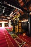 Mimbar of Masjid Kampung Laut at Nilam Puri Kelantan, Malaysia Stock Photography
