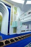 Mimbar of Puncak Alam Mosque at Selangor, Malaysia Royalty Free Stock Images