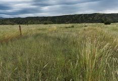 Mimbres valley view in New Mexico. stock photo