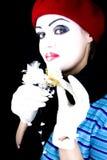 mime цветка стоковые фото