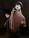 The mime Stock Photography