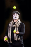 The mime Stock Photos