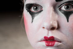 The mime Royalty Free Stock Images