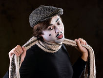 The mime Stock Image