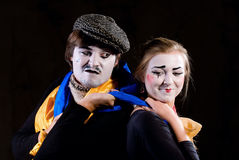 The mime Stock Images