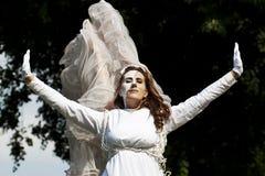 mime Foto de Stock Royalty Free