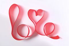 Mime al día del ` s, día del ` s de las mujeres, día de boda, día de tarjetas del día de San Valentín feliz del st, el 14 de febr Imágenes de archivo libres de regalías