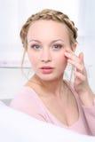 Mimic wrinkles Royalty Free Stock Photo