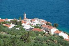 Mimice, Makarska Riviera, Dalmatien, Kroatien Lizenzfreie Stockbilder