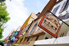 Mimosa City Royalty Free Stock Photography