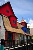 Mimosen-Stadt Lizenzfreies Stockbild