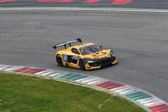 12 minérios Hankook Mugello 18 de março de 2017: Extremo do GP #27, Renault RS01 GT3 Fotografia de Stock Royalty Free