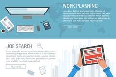 MIN arbetsmodell - Vektor Illustrationer