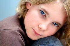 min dottermeet Royaltyfri Foto