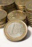 min euro Royaltyfri Foto