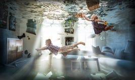 Min fantasivärld fotografering för bildbyråer