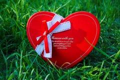 Min hjärta min förälskelse Arkivfoton