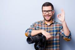 min jobbförälskelse Fotografering för Bildbyråer