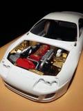 Min maquettet av bilen royaltyfria foton