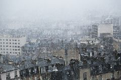 Min Paris royaltyfri fotografi