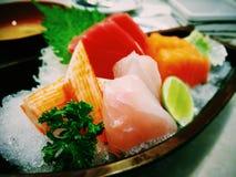 Min sushi Royaltyfri Fotografi