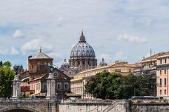 Min tur till Italien Evig stad Rome royaltyfri bild