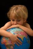 min värld Arkivbilder