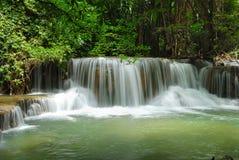 Min waterval van Huay mae Ka Royalty-vrije Stock Foto