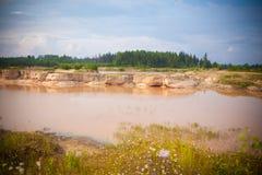 mina Foto de archivo libre de regalías