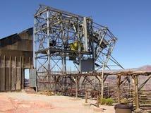 Mina abandonada del guano, borde del oeste de Grand Canyon NP, Arizona Fotos de archivo libres de regalías