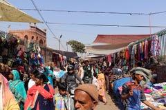 Mina Bazaar fotografia stock