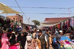 Mina Bazaar immagini stock