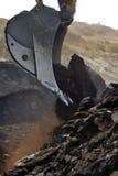 Mina de carbón 15 Fotografía de archivo libre de regalías