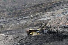 Mina de carbón Imagenes de archivo