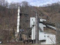 Mina de carbón de Virginia Occidental Foto de archivo