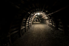 Mina de carbón moderna Fotos de archivo