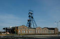Mina de carvão foto de stock