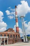 Mina de carvão de Wujek Foto de Stock Royalty Free